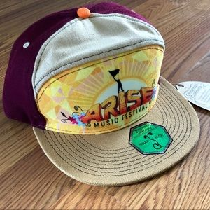 Arise Music Festival 420 Limited Edition Hat